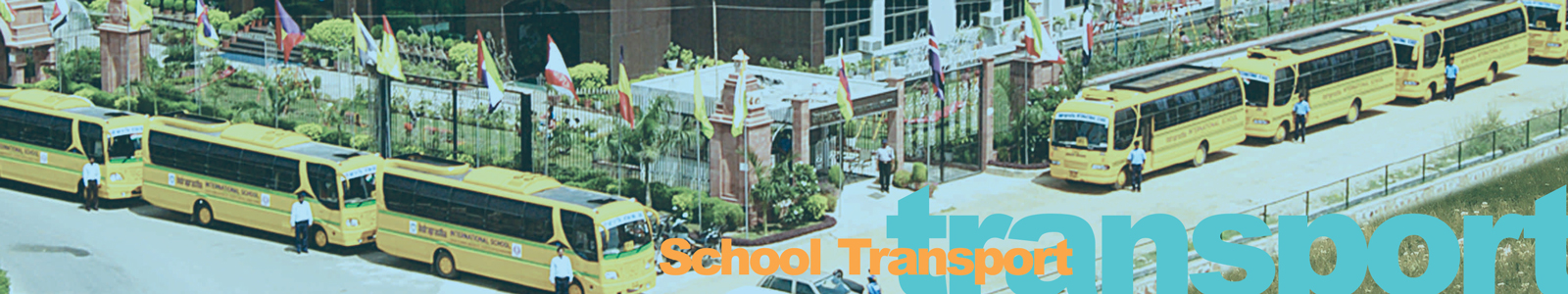 School Transport, Indraprastha International School